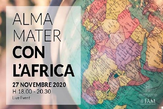 Alma Mater con l'Africa